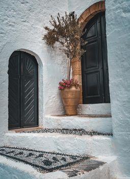 Typical Greek Home
