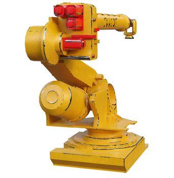 Industrial robotic arm