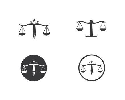 law Firm logo vector