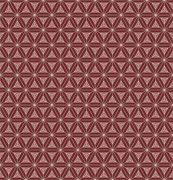 Seamless pattern triangular chocolate bar, vector chocolate pattern triangles, embossing ornament