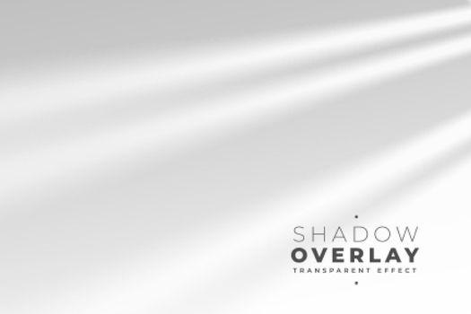 shadow overlay effect of light beam