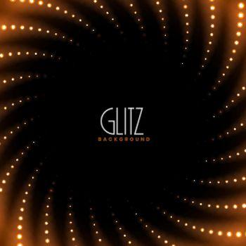 swirl sparkles glowing luxury background