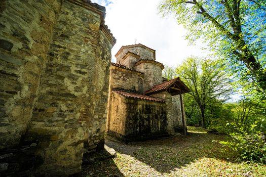Dzveli Shuamta monastery in Georgia