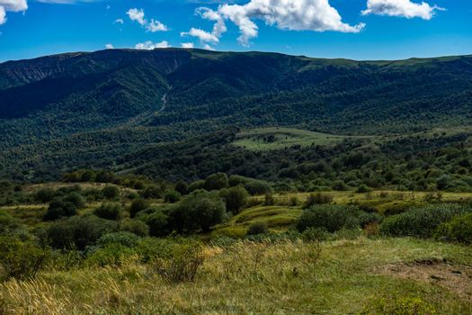 Gombori Pass is the gate to Kakheti region of Georgia