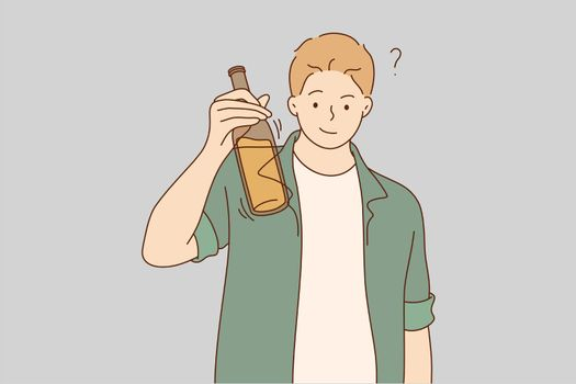Drink, alcohol, celebration, congratulation concept
