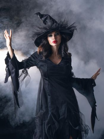 Witch put a spell