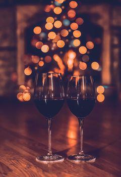 Romantic Christmas Dinner