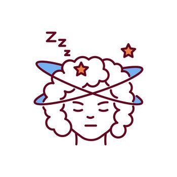 Insomnia RGB color icon