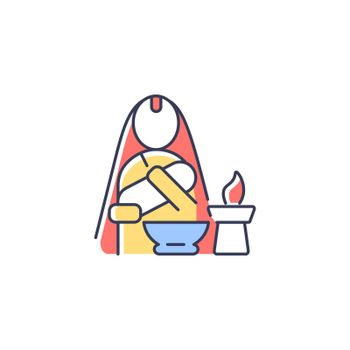 Nwaran RGB color icon