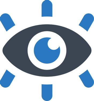 Visual identities icon