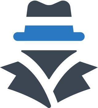 Hacker icon icon