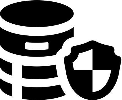 Secure backup icon