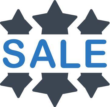 Sale discount icon