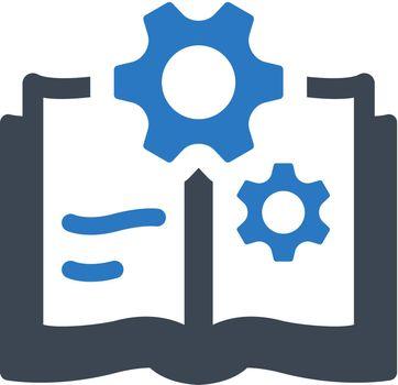 Hardware manual icon