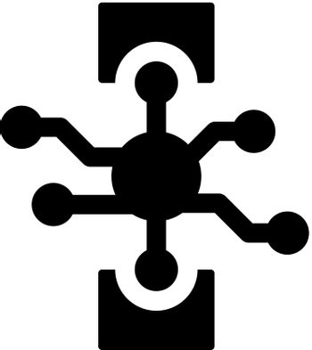 Network accesses icon