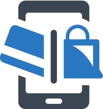 Mobile store icon