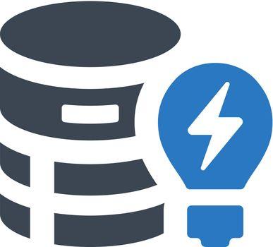Database idea icon