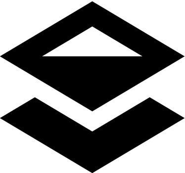 Object bring forward icon