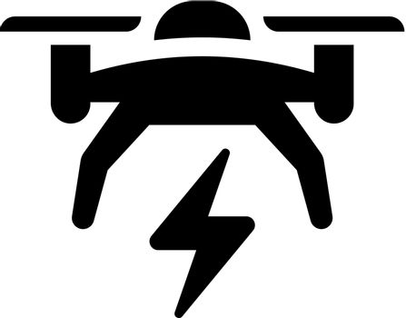 Drone power icon