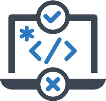 Test-driven development icon