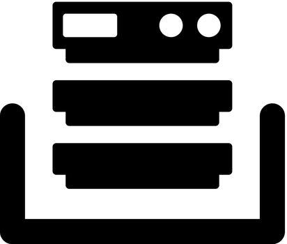 Server rack icon