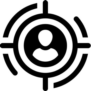 Marketing goal icon