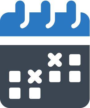 Event plan icon