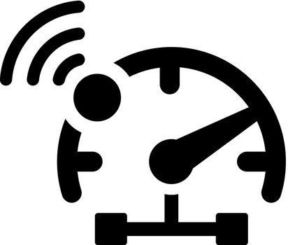 Web testing icon
