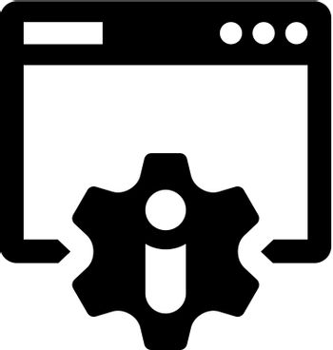 Web instruction icon