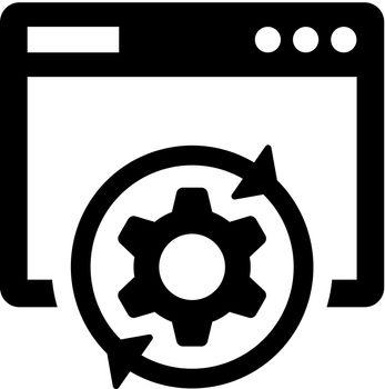 Mobile optimization icon