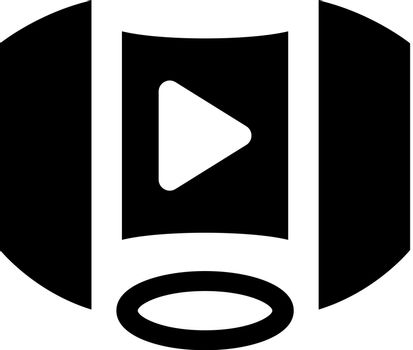 Virtual watch icon