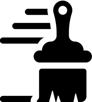 Repaint color icon