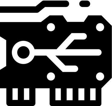 Usb controller icon