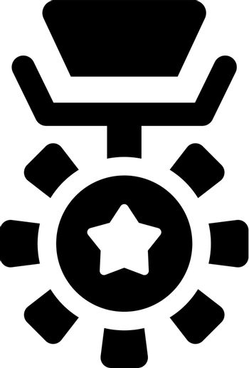 Medal order icon