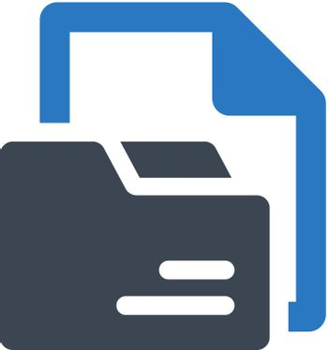 Document archive icon