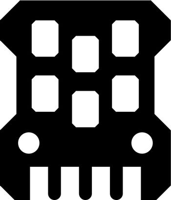 Solid-state drive icon