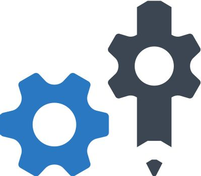 Design settings icon