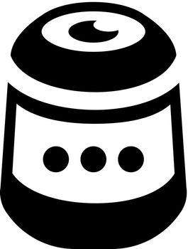 Portable speaker icon