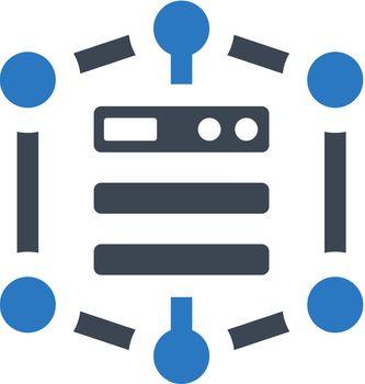 Data base icon