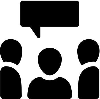 Market segment icon