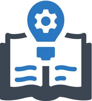 Learning idea icon