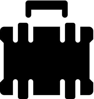 Case of radiation icon