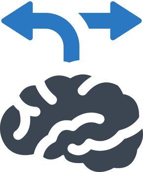 Alternative solution icon