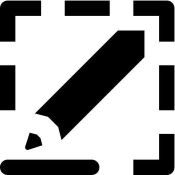 Design pencil icon