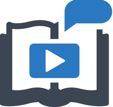 Video lesson icon