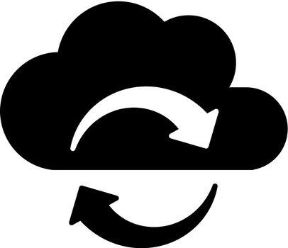 Data sync icon