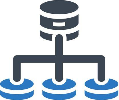 Database network icon