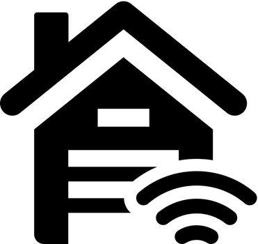 Smart garage control icon