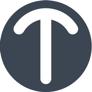 Area text tool icon