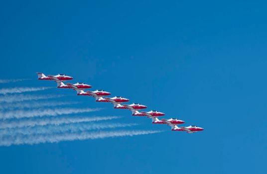 Snowbirds Acrobatic Flight Team